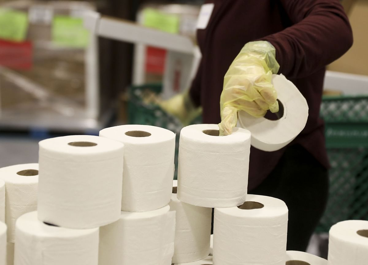 Toilet Paper Is Next Likely Victim of World's Container Crisis