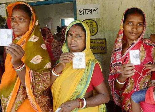 Nearly 80% Voter Turnout In West Bengal, Over 72% In Assam: Election Commission