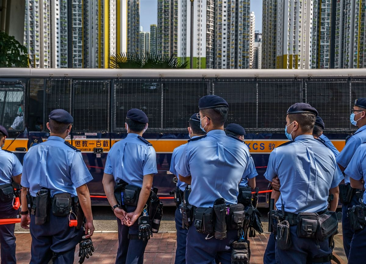 Hong Kong Makes 100th Arrest Using National Security Law