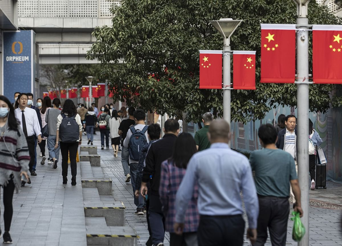 China's Corporate Earnings Set for Biggest Jump in a Decade