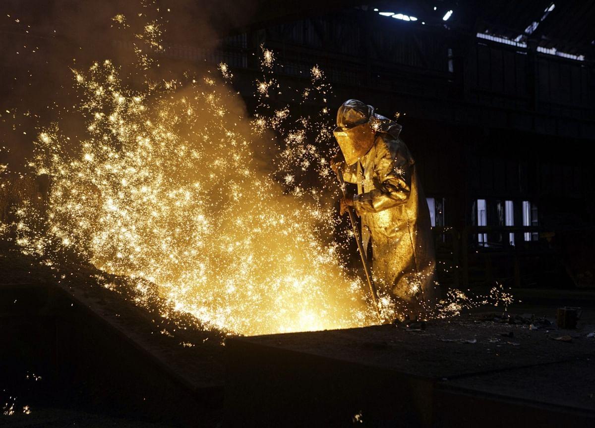 ArcelorMittal Plans $6.9 Billion Steel Plant in India's Odisha State