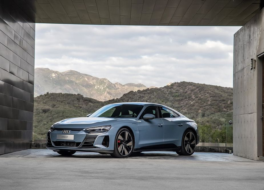 The Audi E-Tron GT Leaves No Doubt That the Future Is Electric