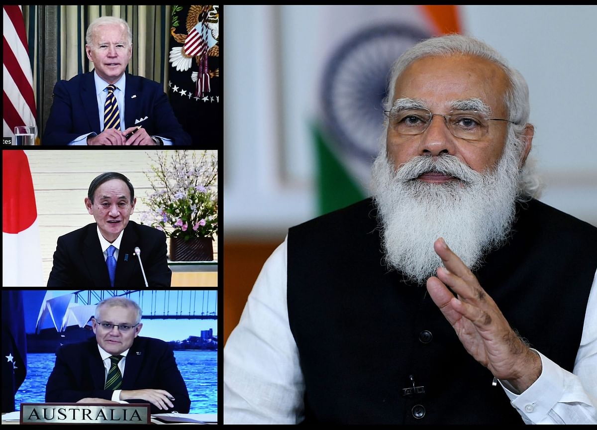 'Quad' Has Come Of Age, A Force For Global Good, Says PM Modi At Inaugural Summit