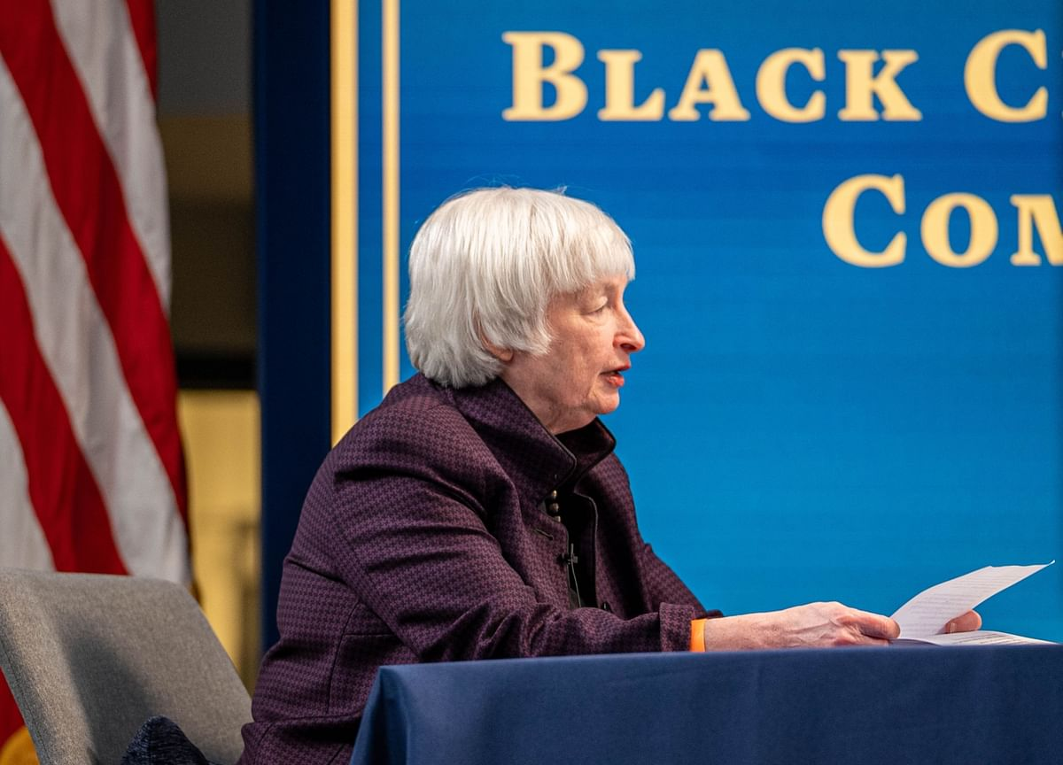 Yellen Says Stimulus Unlikely to Cause Inflation Problem