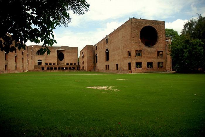 IIM-Ahmedabad old campus. (Source: IIM-A)