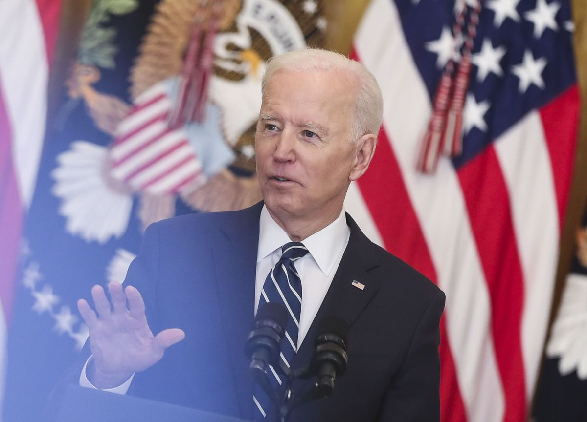 Biden Says China Won't Be Most Powerful Country on His Watch
