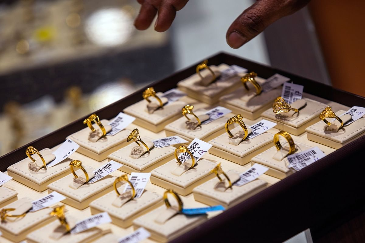 Kalyan Jewellers' Stock Gains On 60% India Business Revenue Surge In Q4