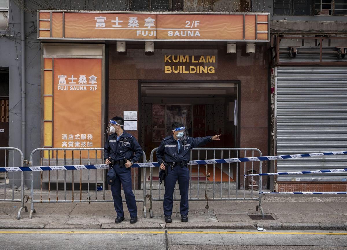 EU Prepares China Sanctions Over Human Rights Abuses