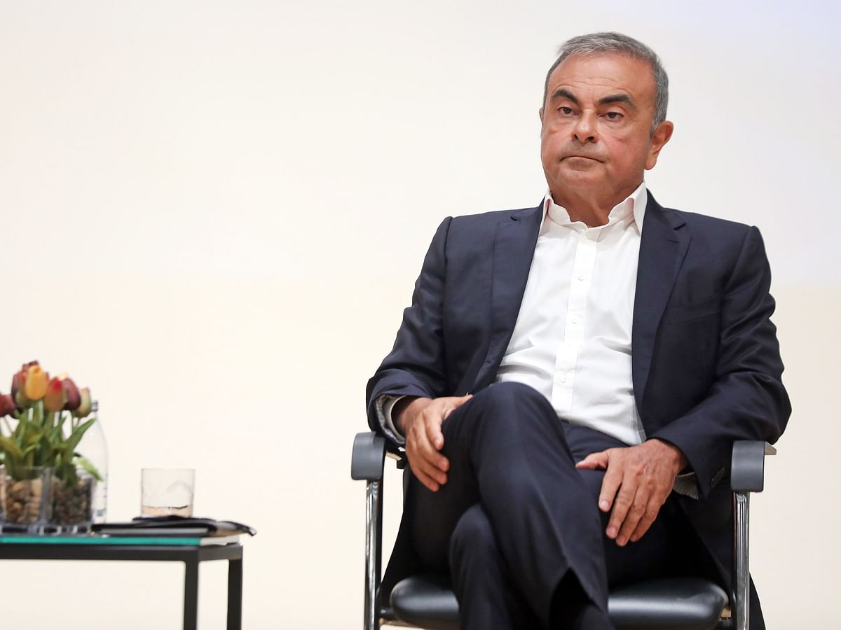 Escape Artist Accused Of Freeing Carlos Ghosn Can't Evade Reckoning In Japan