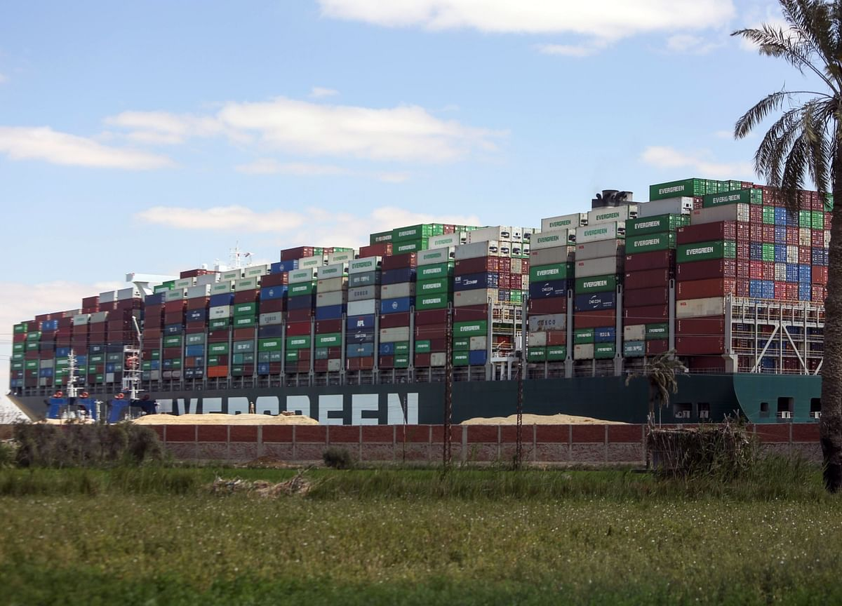 Giant Next-Gen Container Ships Will Make Ever Given Look Like Toy