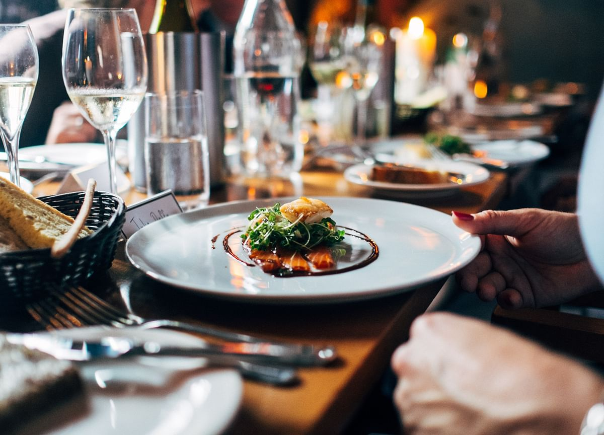 How to Spend $550 on Dinnerfor Two Without Leaving Home