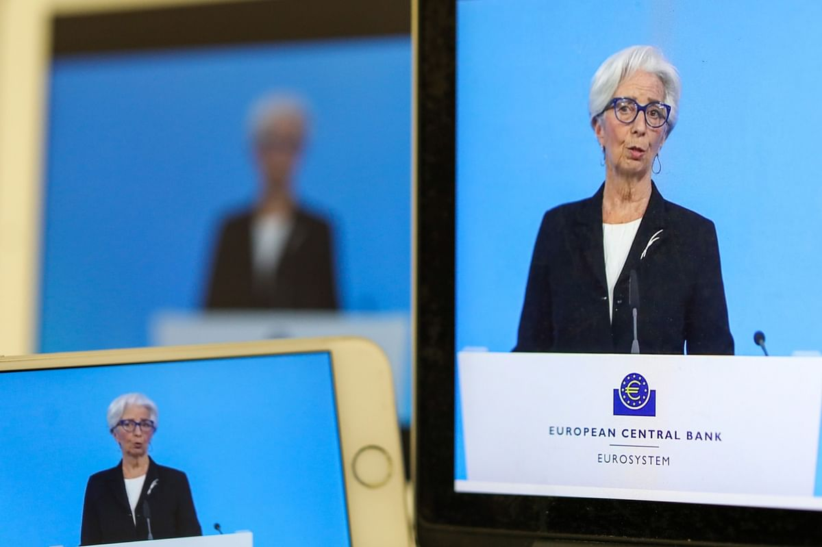 ECB's Lagarde Says Governments Must Get Fiscal Stimulus Done