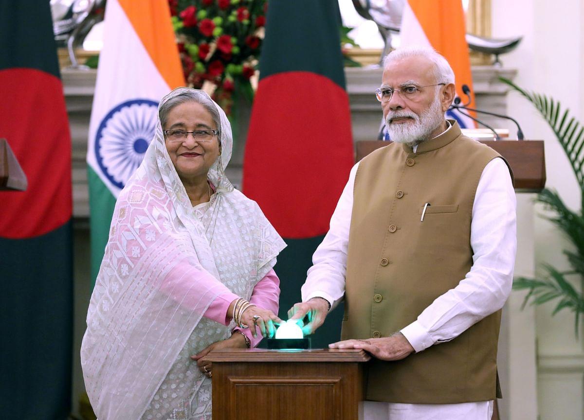 India Confers 2020 Gandhi Peace Prize To Bangladesh's Sheikh Mujibur Rahman