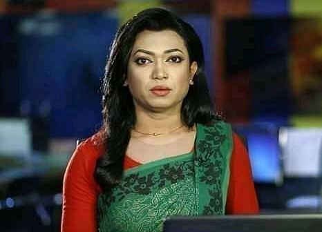 Bangladesh TV Hires Country's 1st Transgender News Anchor