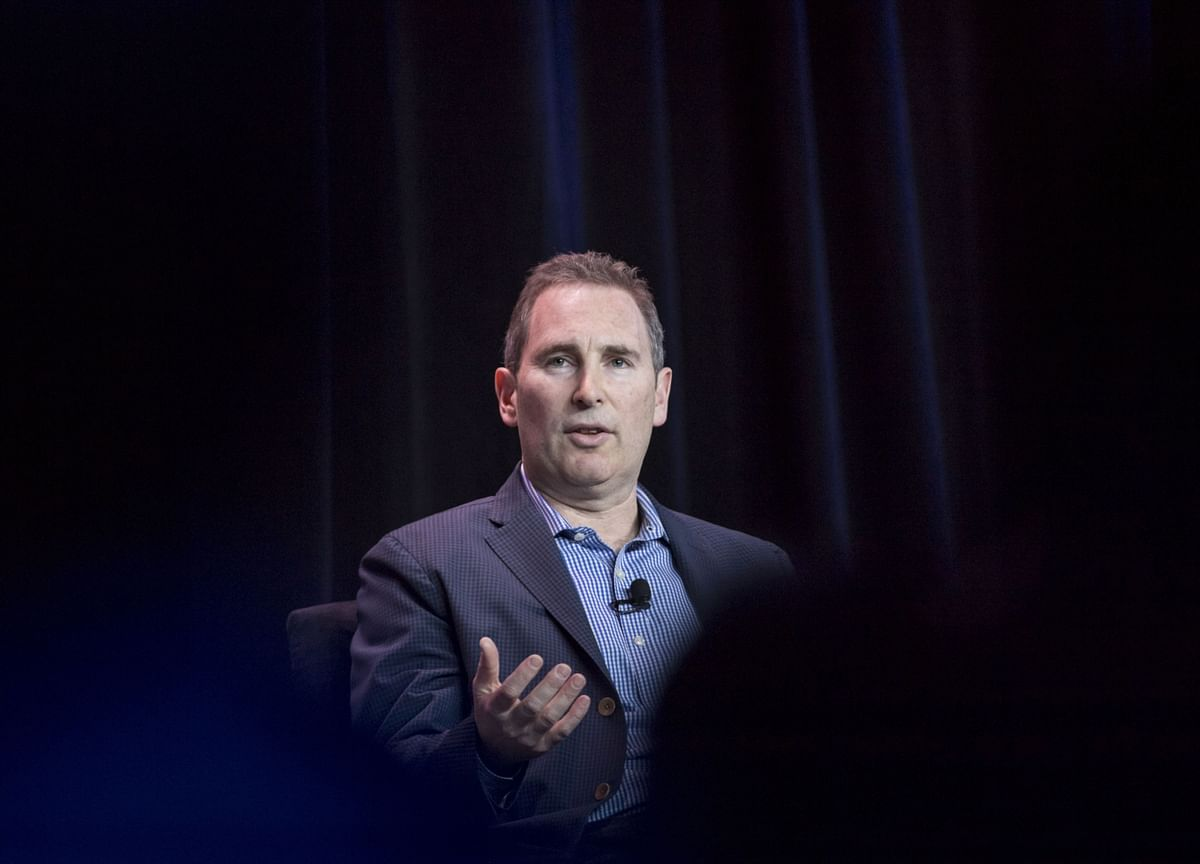 Amazon's Andy Jassy Inherits an Empire of Drones, Games, and More