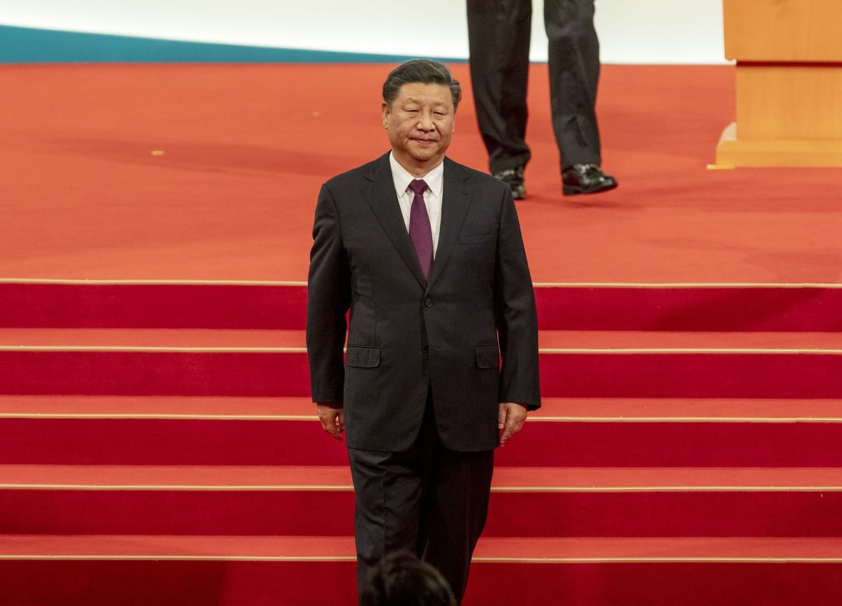 Xi Challenges U.S. Global Leadership, Warns Against Decoupling