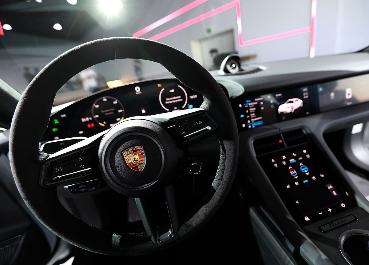 Porsche Lifts Stake in Electric Supercar Maker Linked to Bugatti