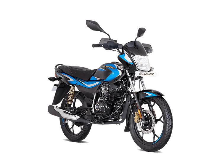 Bajaj Auto Launches Platina 110 With ABS Priced At Rs 65,920
