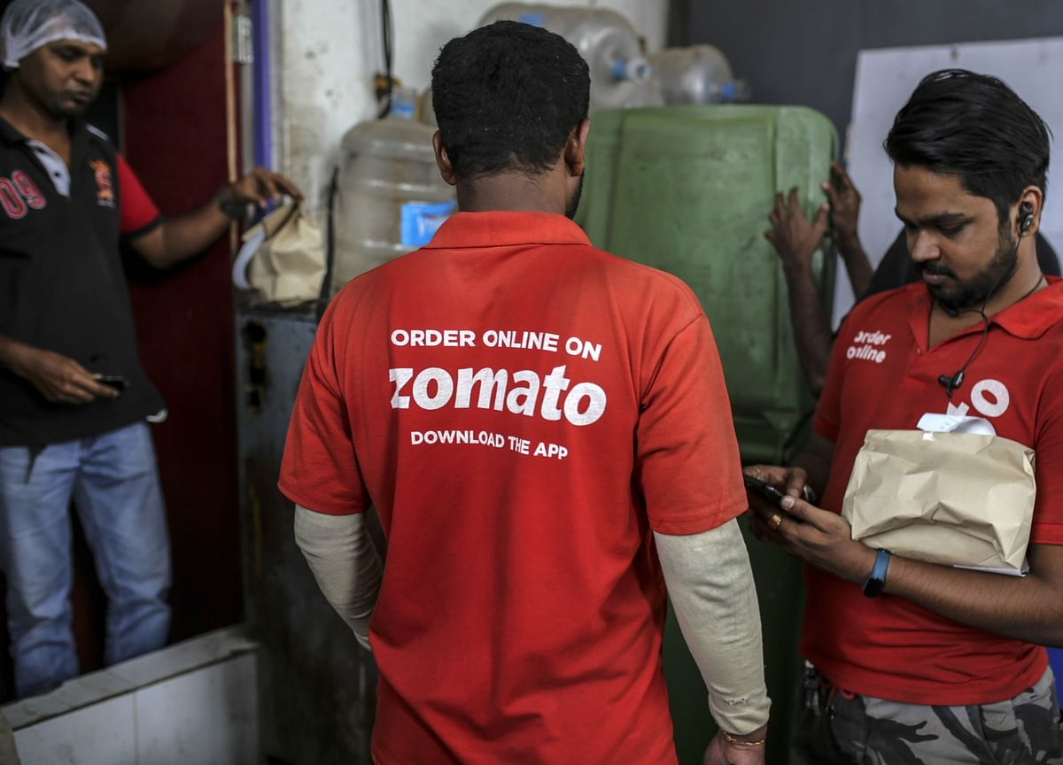 India Food Delivery Startup Zomato Is Said to Plan IPO Filing Next Month