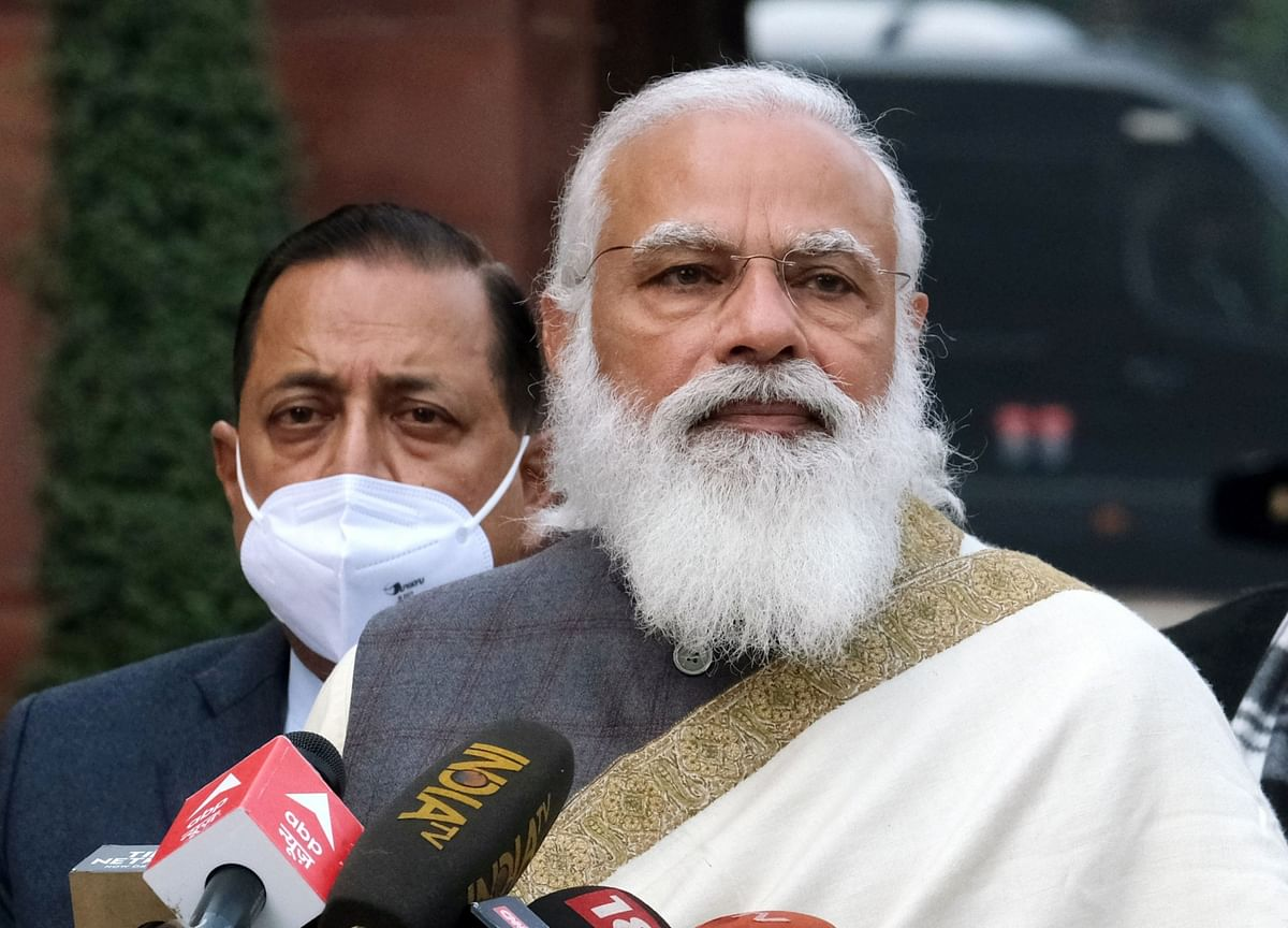 Prime Minister Modi To Interact With Chief Ministers On Covid Situation, Vaccination Drive On Wednesday
