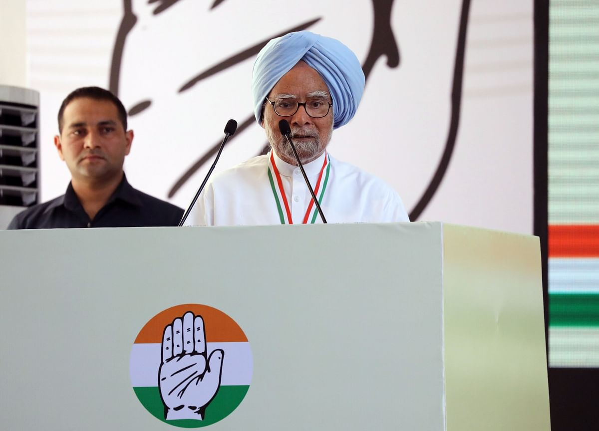 Manmohan Singh Says Elect A Government That Upholds Constitution