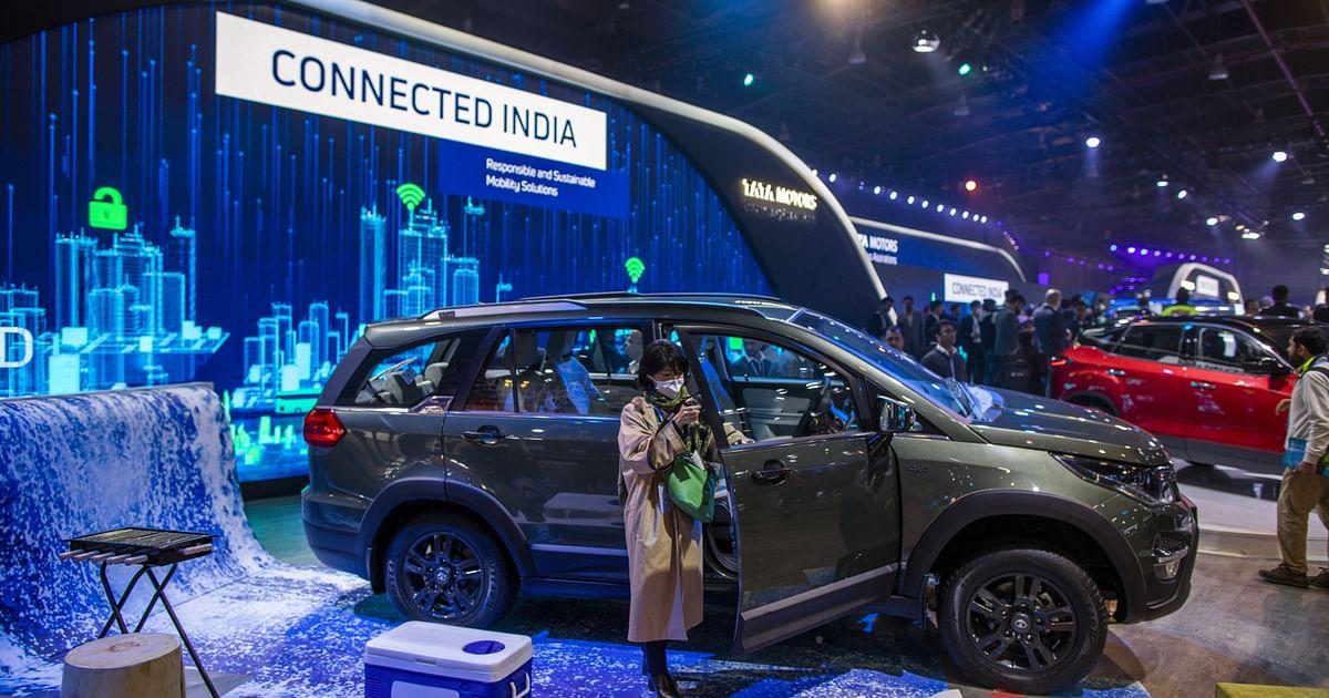 Tata Motors Shareholders Approve Hiving Off Passenger Vehicle Business - BloombergQuint
