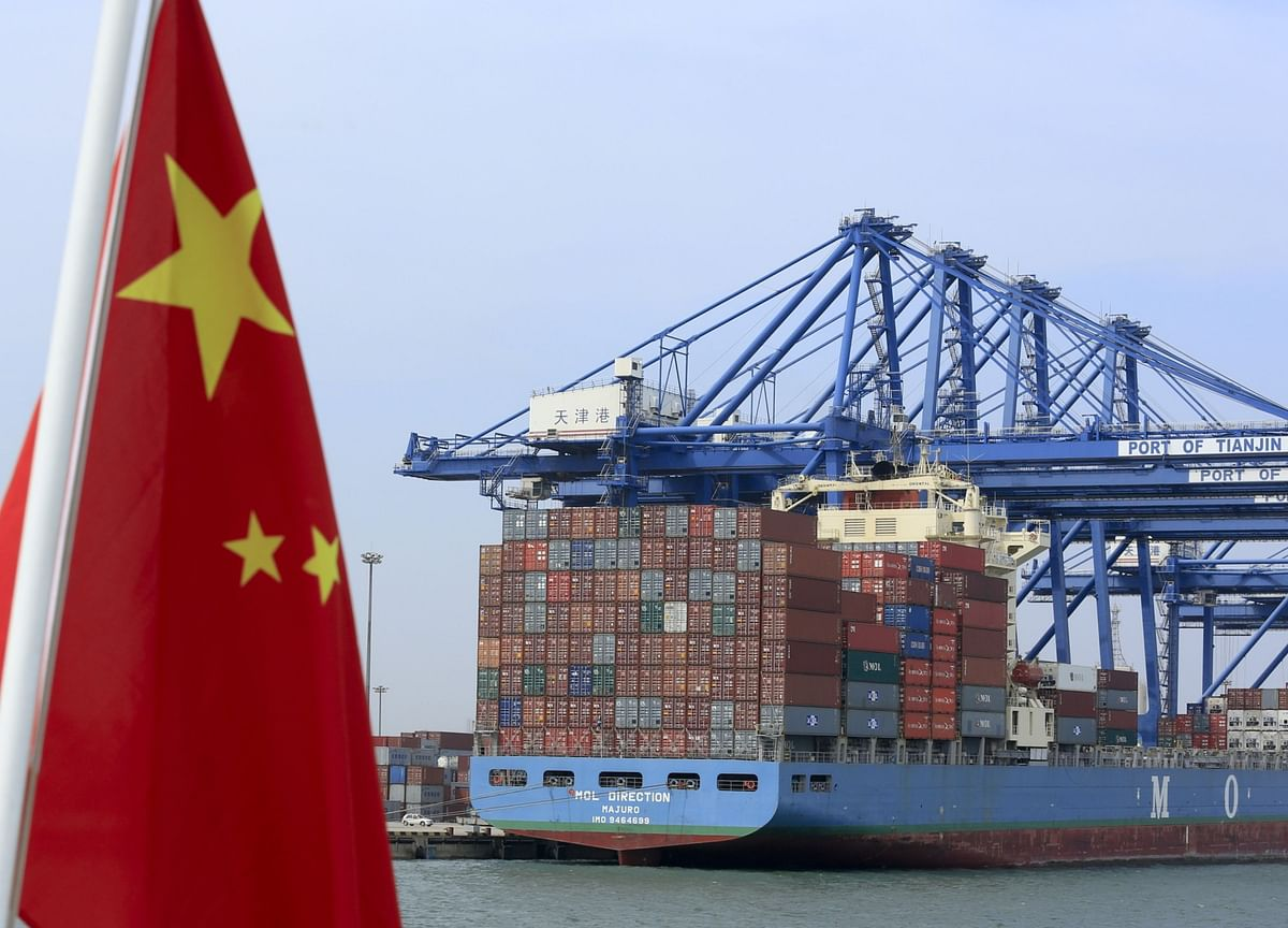 U.S. Urges 'Decisive' Steps by China to Shift Away From Exports