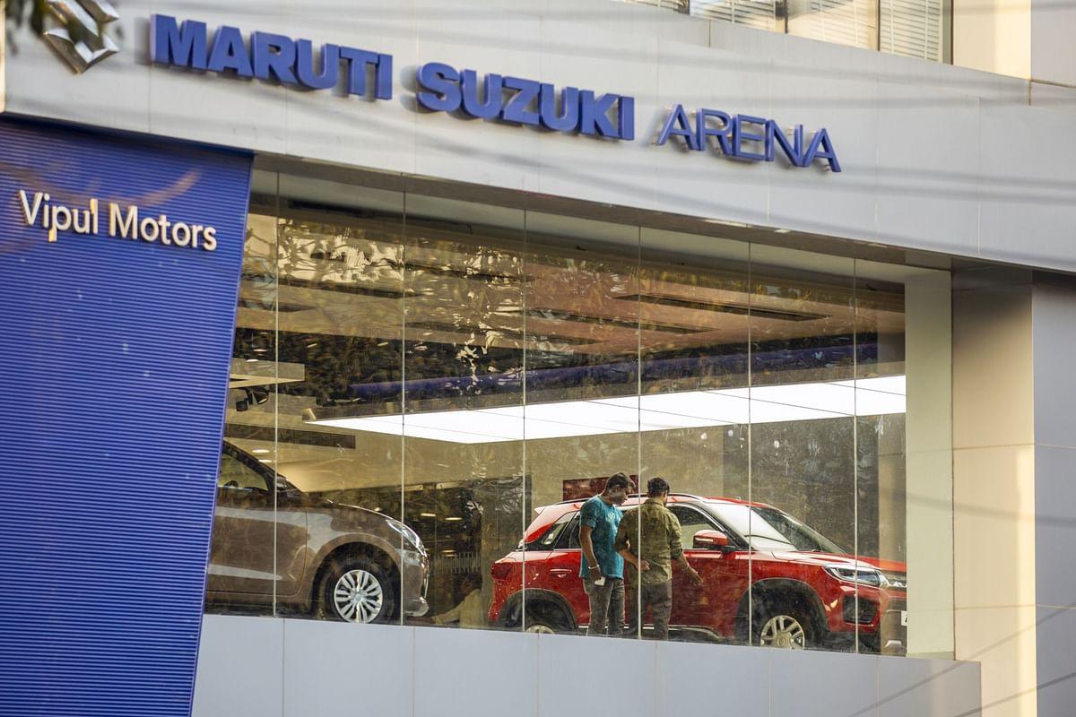 Maruti Suzuki Q4 Review - Margin Pressures Continue: Axis Securities