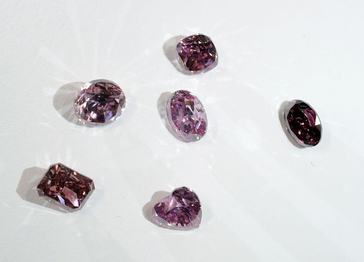 Diamond Stash Worth Billions Sold Off After Demand Roars Back