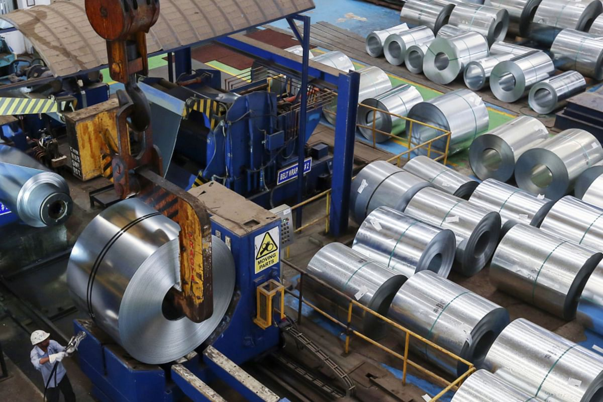Steel Industry Update And Outlook For FY22: CARE Ratings