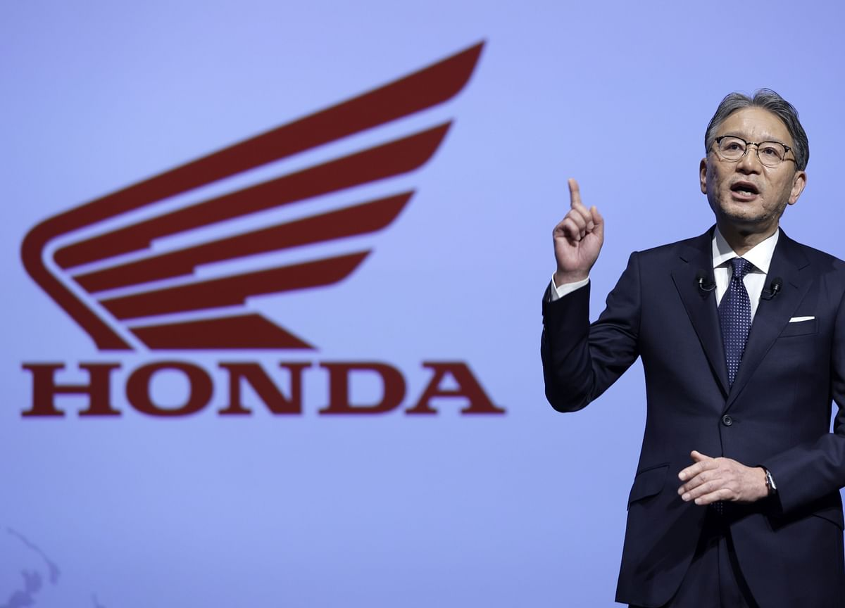 Honda Declares All Sales Will Be Electric Vehicles by 2040