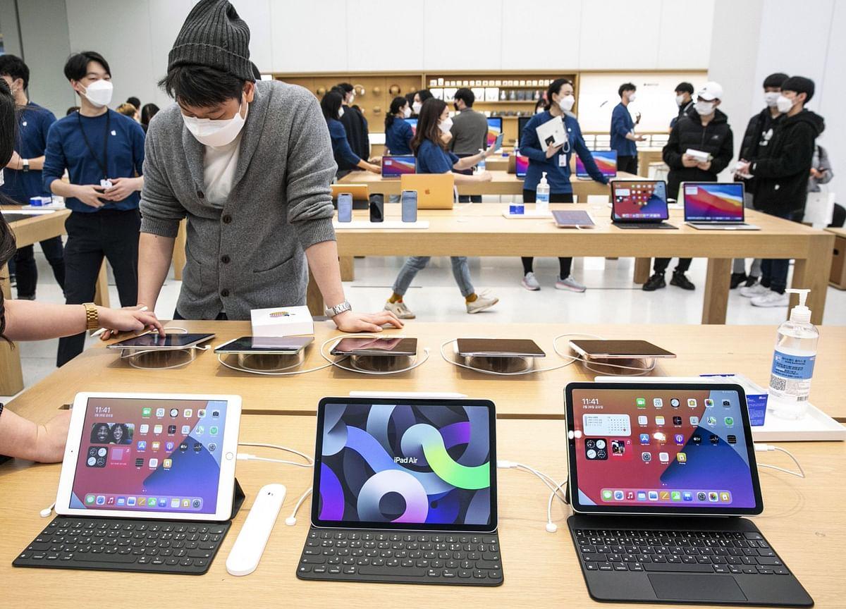 Apple Facing Supply Shortage of Upcoming High-End iPad Displays