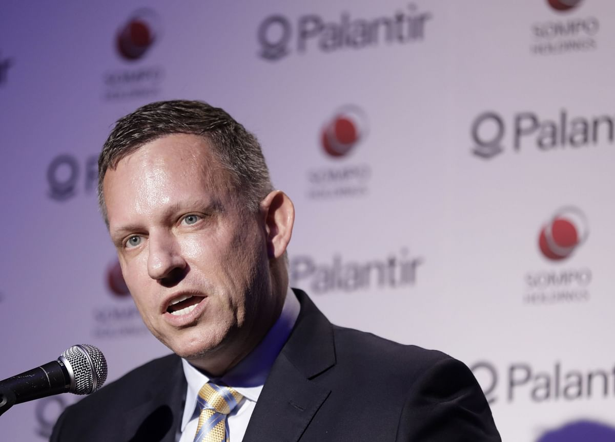 Peter Thiel Calls Bitcoin 'a Chinese Financial Weapon'at Virtual Roundtable