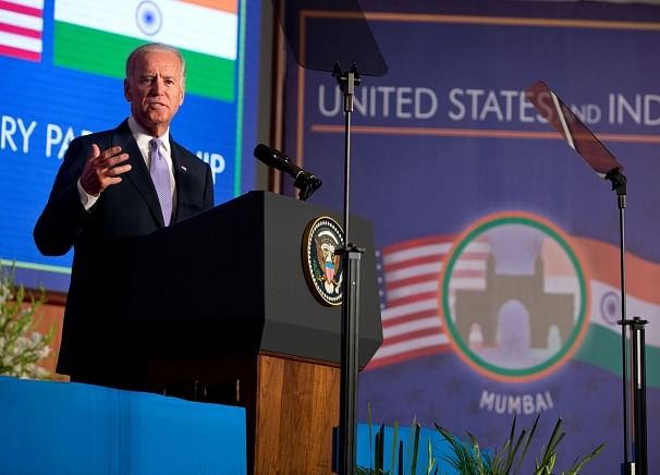 Biden Needs to Come to India's Aid Now