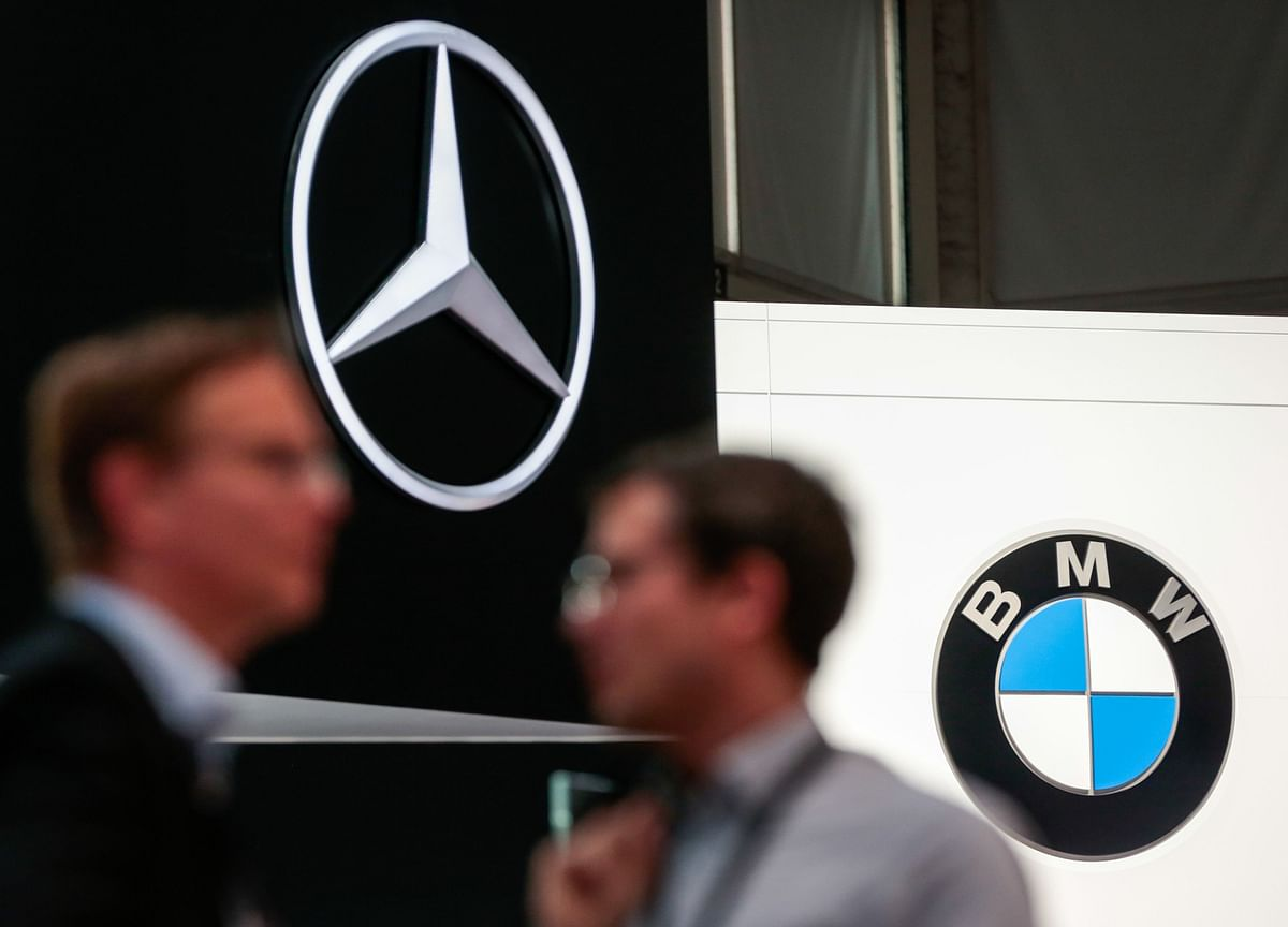 BMW and Mercedes Start the Year With Worldwide Sales Records