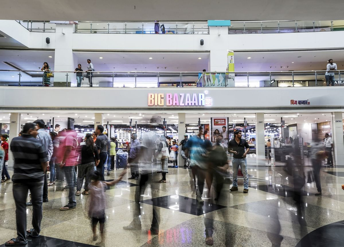 Future Retail's Debt Plan Passage Eases Some Immediate Woes