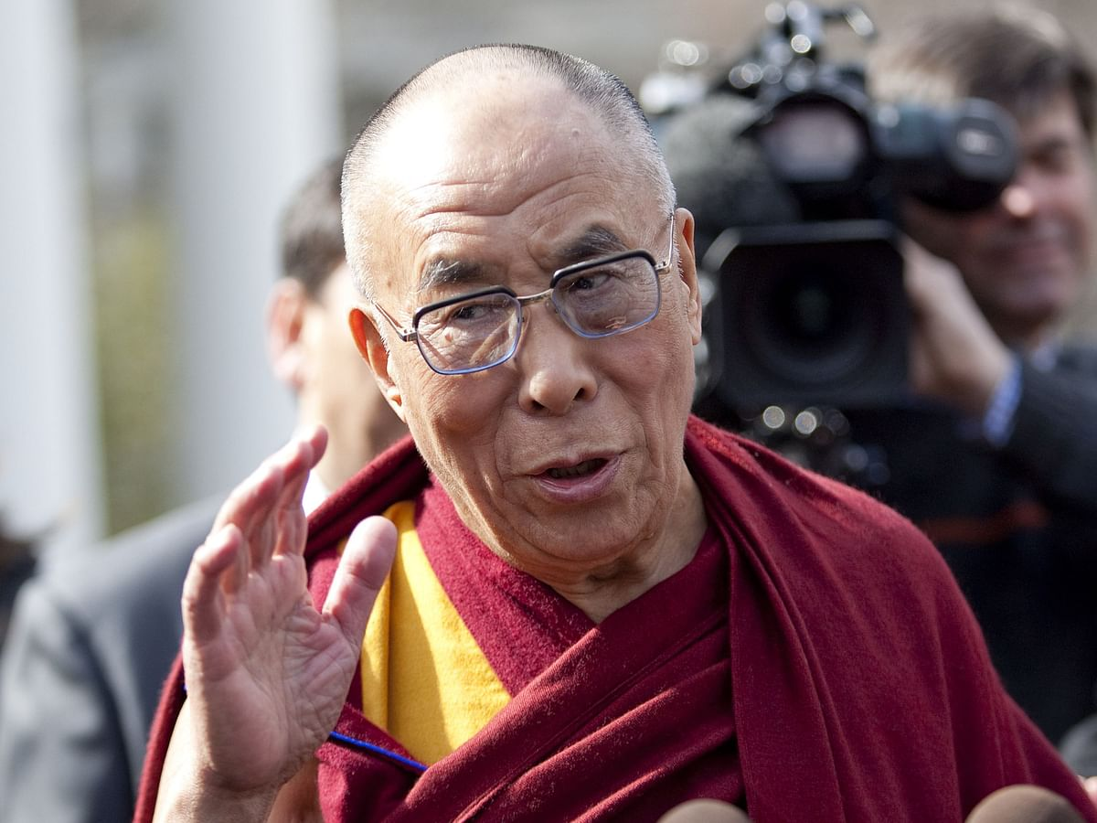 U.S., India Step Up Fight With China Over The Next Dalai Lama