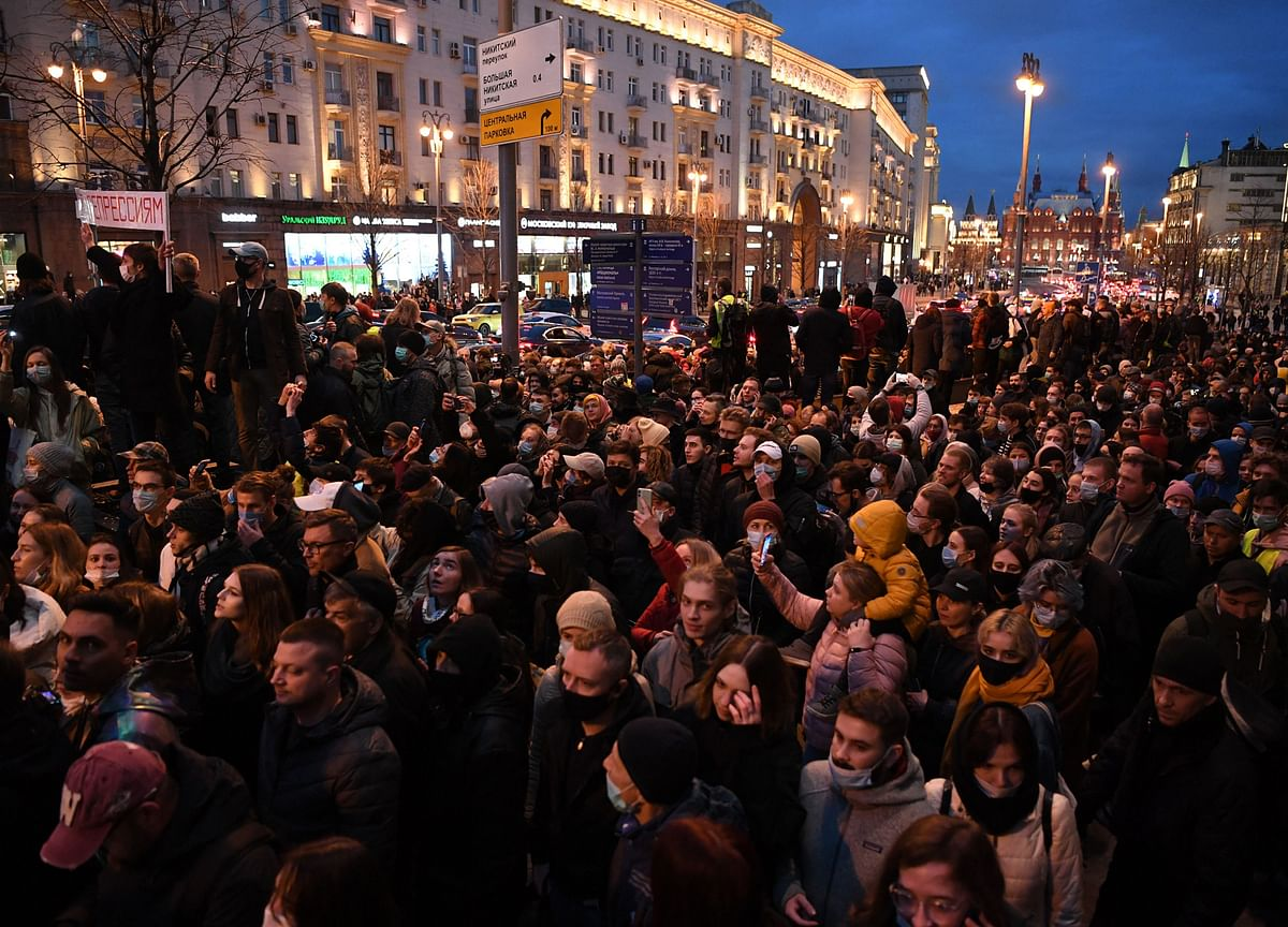 Russia Suspends Navalny Network Operations as 'Extremist'