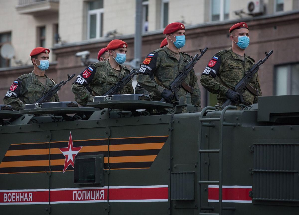 Kremlin Warns of Risk of Broader War in Ukraine Conflict
