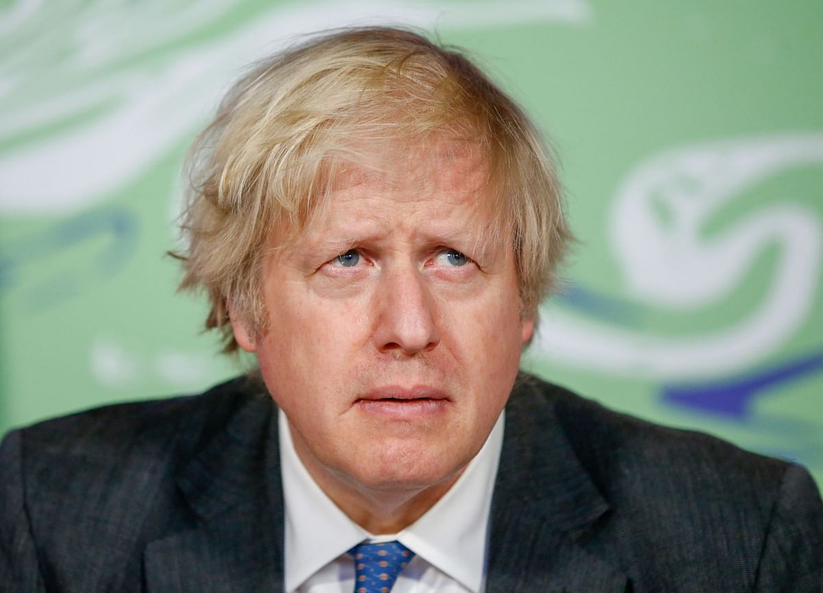 U.K.'s Boris Johnson Cancels India Trip Amid Fears Over Covid Variant