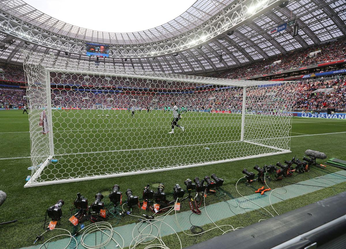 JPMorgan Backs Super Soccer League With $4.8 Billion
