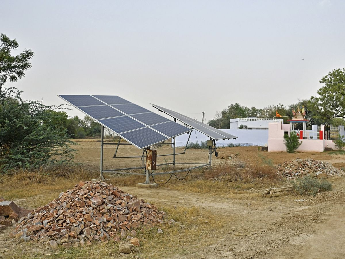 India Is Showing Developing Countries How To Quickly Transition To Solar