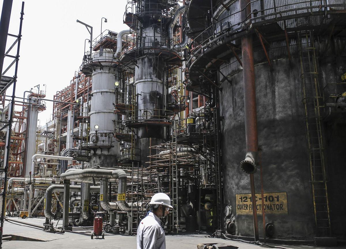 Rampant Virus Forces Partial Shutdown At Indian Oil Refiner