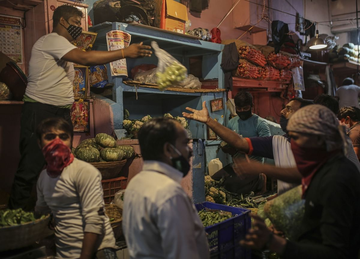 Virus Threat to Inflation Limits Options for Indian Central Bank