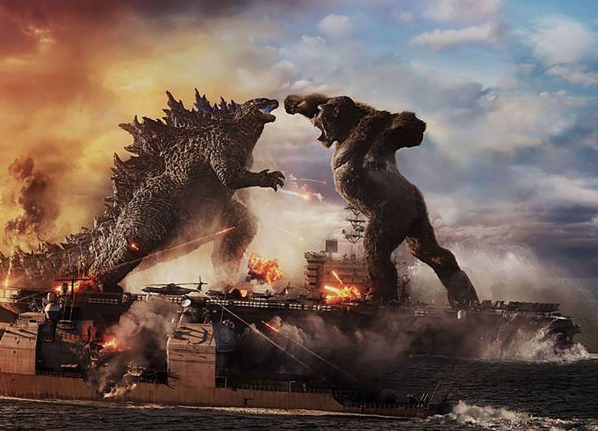 'Godzilla vs. Kong' Extends Warner Bros. Reign at Box Office