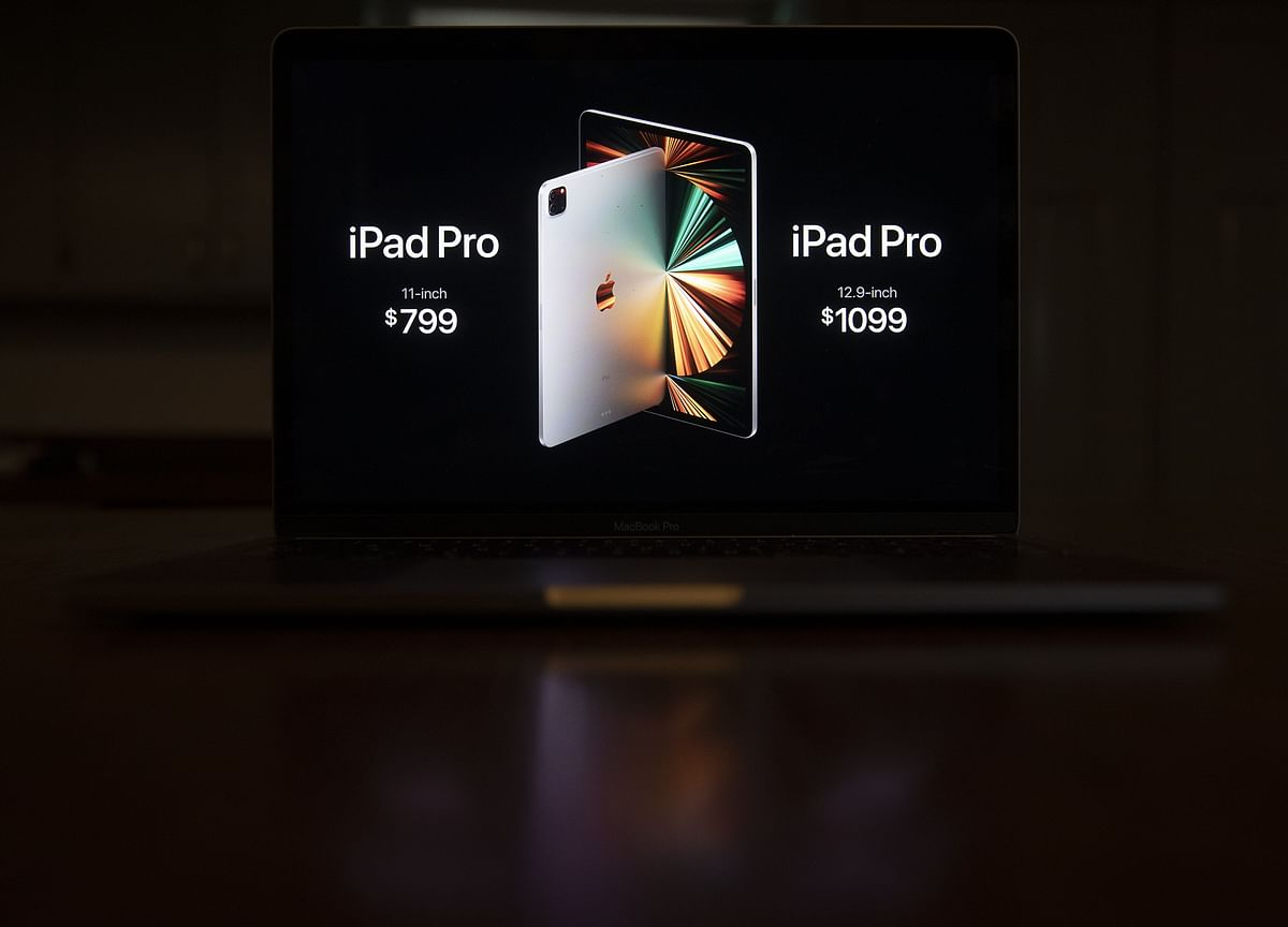 Apple Debuts Faster iPad Pro With Brighter Screen and 5G Option