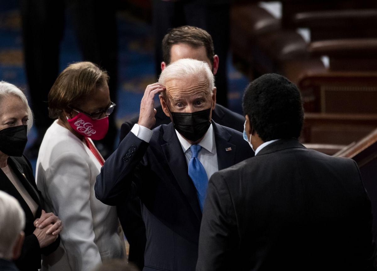Biden Bans Travel From India as Coronavirus Cases Surge