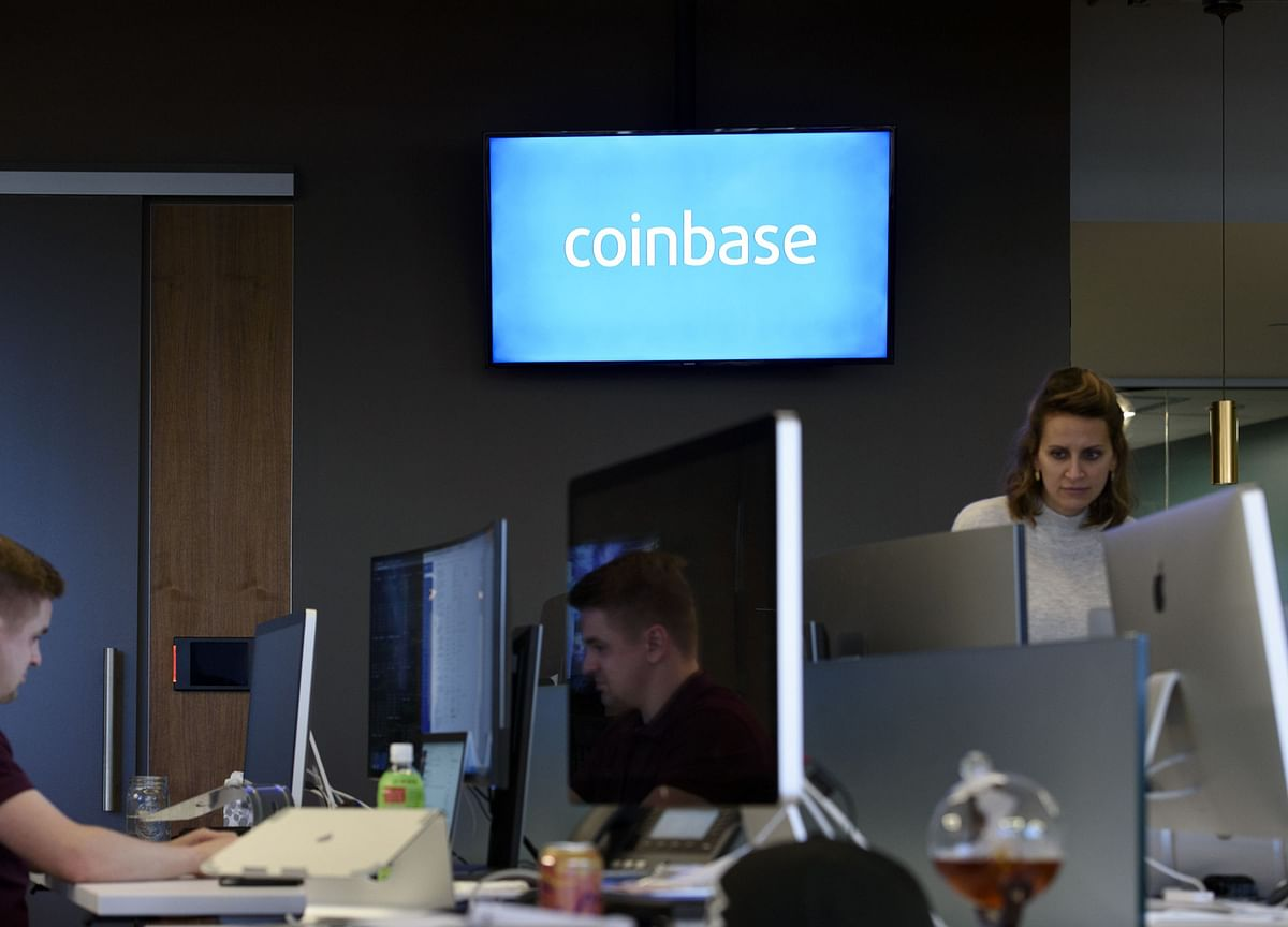 Coinbase Sails Toward $100 Billion Valuation On Crypto Frenzy