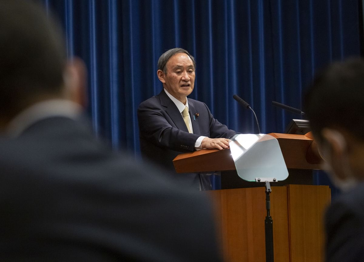 Japan's Suga Risks Joining a Long List of Short-Term Leaders