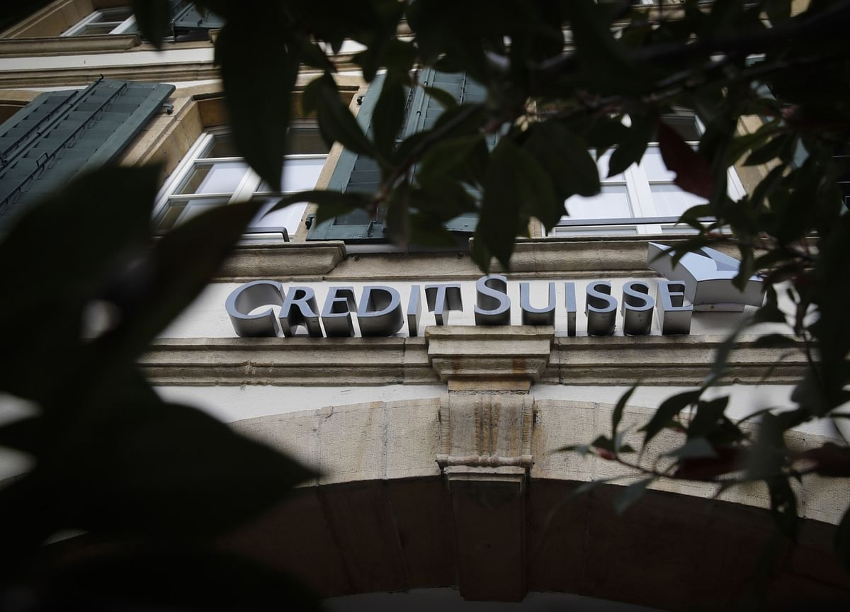 Credit Suisse Weighs Replacing Risk Chief in Looming Executive Shake-Up